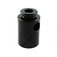 Female Pipe Socket with Octagon Button